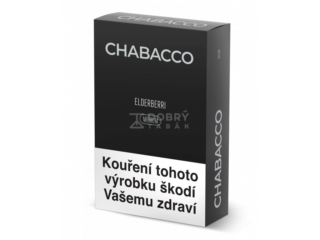 chabacco elderberri medium