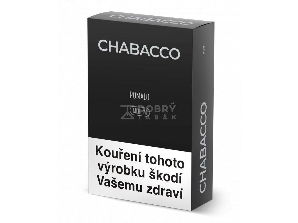 chabacco pomalo medium