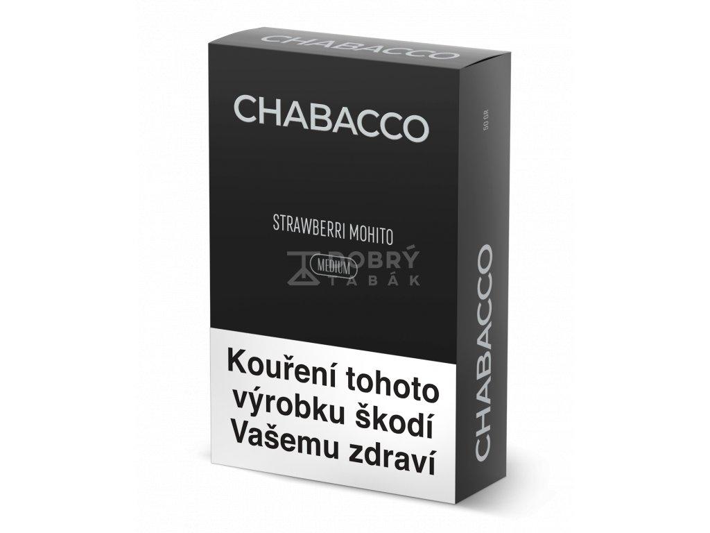 chabacco strawberri mohito medium