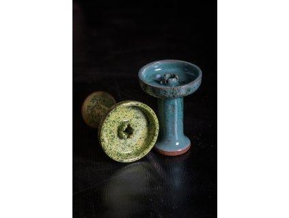 Korunka Smokelab Phunnel One Glaze - Green